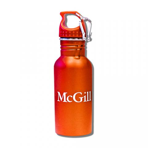 McGill Matte Finish Water Bottle
