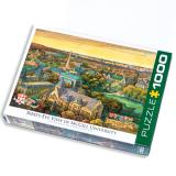McGill 1000pc Puzzle Percy Nobbs Watercolour
