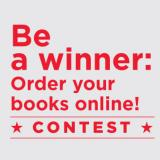 Be a Winner: Order Your Books Online! Contest
