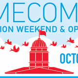 Homecoming Celebration Weekend and Open House - October 27 -30, 2016