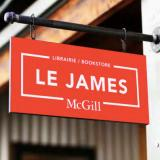 Le James / McGill University Booksore at 3544 Avenue du Parc